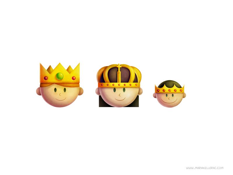 Royal Icons by KellerAC