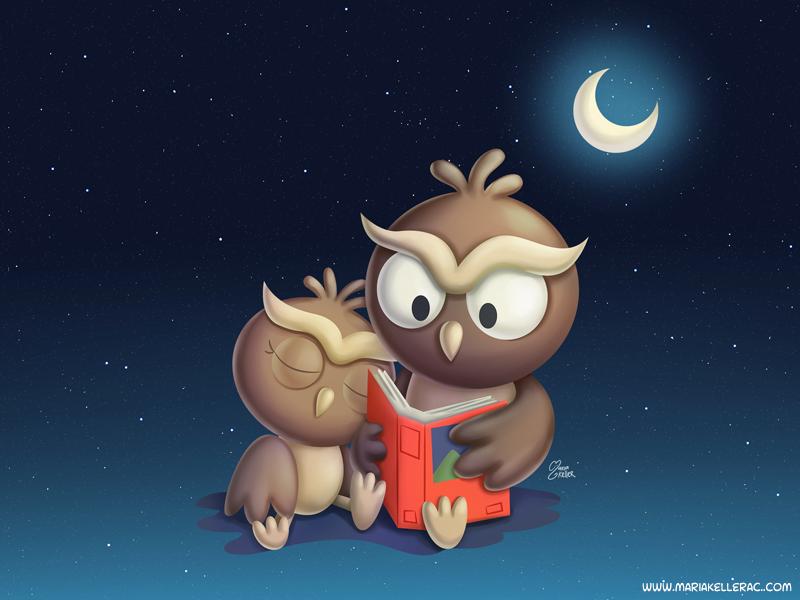 Night night! by KellerAC