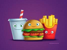 Fast Food by KellerAC
