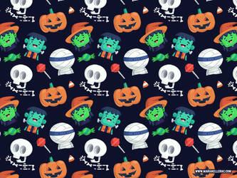 Halloween Pattern 2016