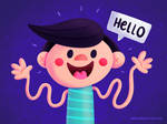 Hello by KellerAC