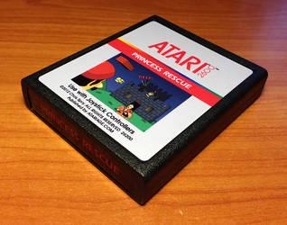 Princess Rescue Production Cartridge