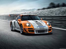 Porshe 911 GT3 R Hybrid by Genieneovo