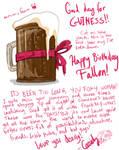 Fallon b-day card