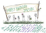 Jacob b-day card