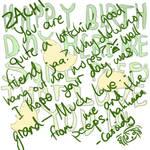 Zach b-day card