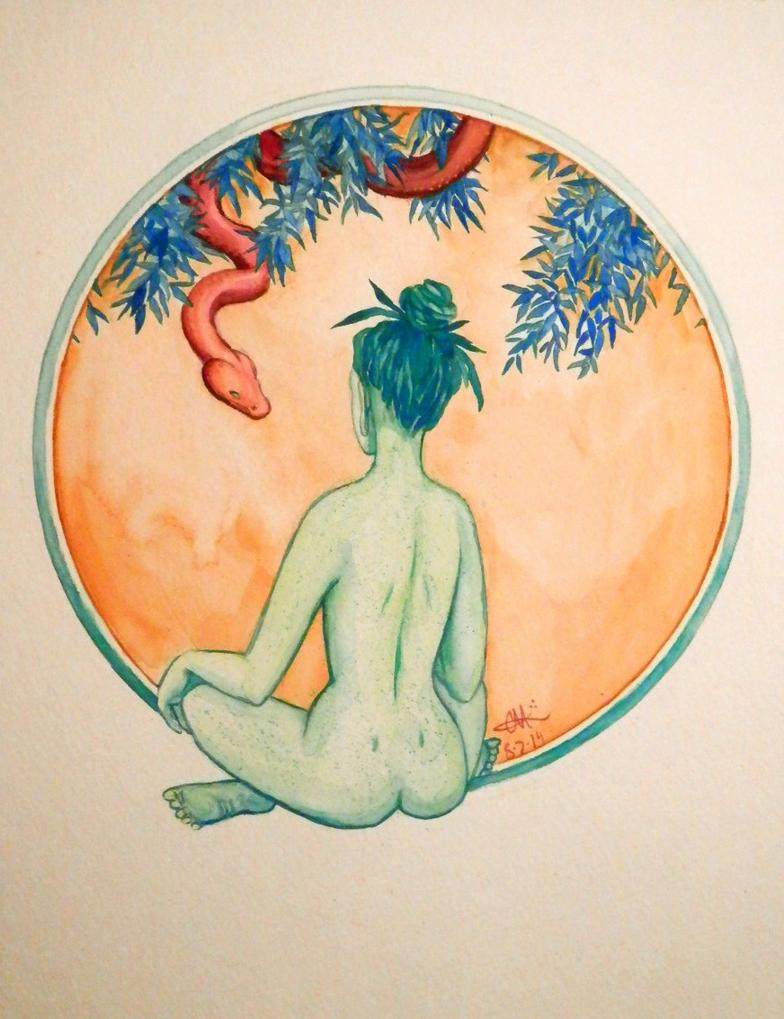 Meditation by genusarcturus