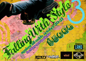 Falling With Style 3 Front by jonny-craze