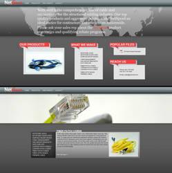 Netspeed Manufacturer by jonny-craze