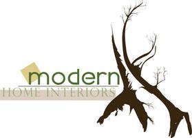 Modern Home Logo by jonny-craze