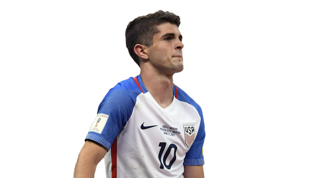 Render: Christian Pulisic By Ashlynmichelles On DeviantArt
