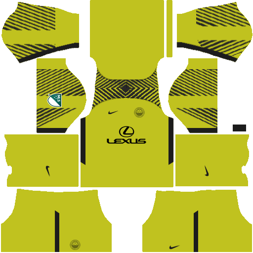 DLS Fantasy Kit: Miami FC (set 1)
