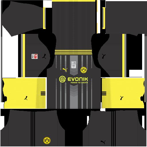 DLS Fantasy Kit: Borussia (set 1)