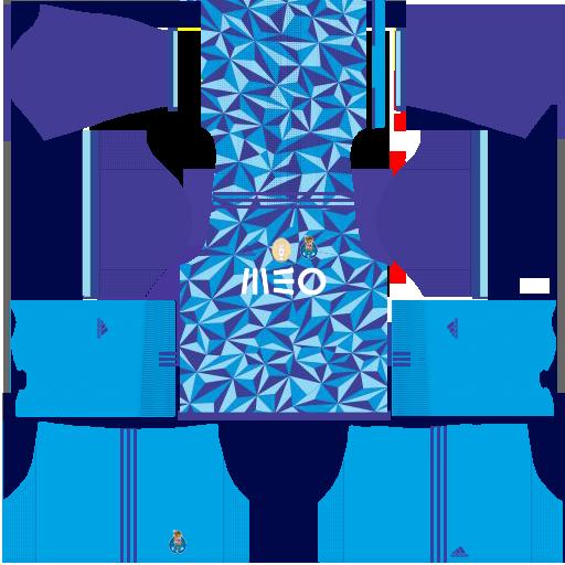 b289607af69 DLS fantasy kit: FC Porto (set 8) - Away kit by ashlynmichelles on ...