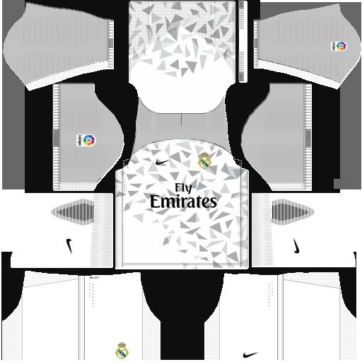 Add Dls Kits Real Madrid — BCMA