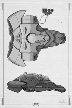 DOODLES - Cargo Ship Concept