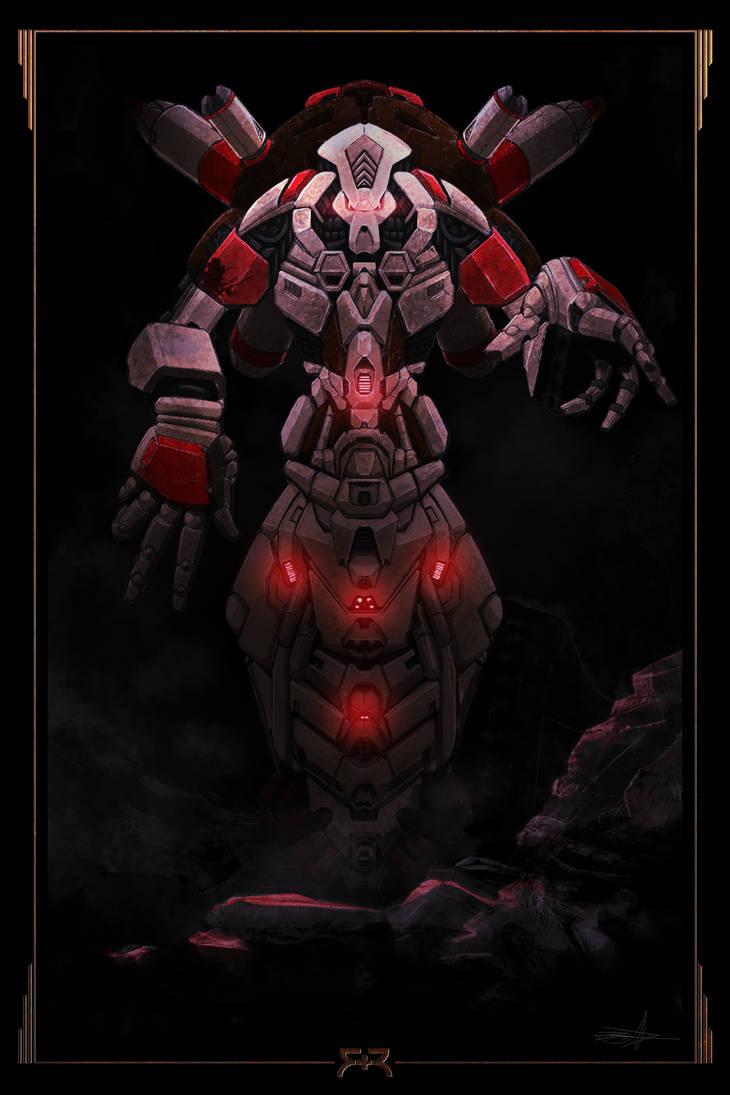 DOODLES - Robots 02 - COLOR