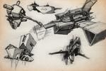 SKETCHBOOK - Random Spaceships