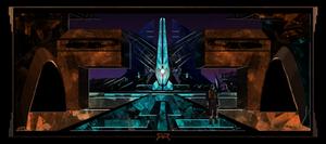 SPEEDPAINT - Sc-Fi Interior 2