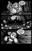 24 Hr Comic Challenge Page 11 by VR-Robotica