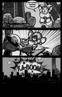 24 Hr Comic Challenge Page 12 by VR-Robotica