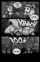 24 Hr Comic Challenge Page 13 by VR-Robotica