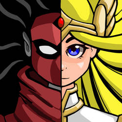 SheRa 03 - Shadow vs Light