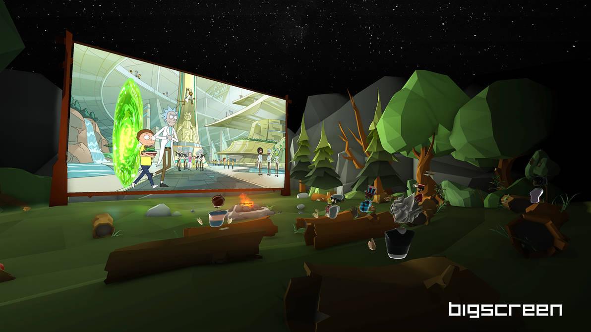 Low Poly Campfire 02 by VR-Robotica