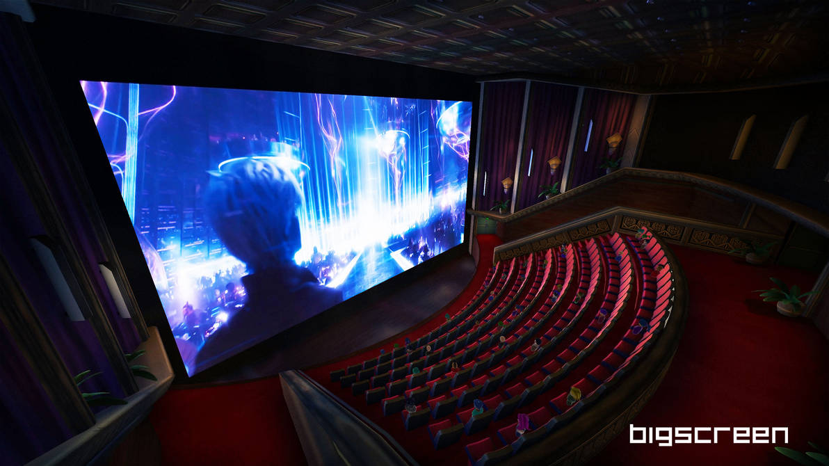 Cinema 01 by VR-Robotica