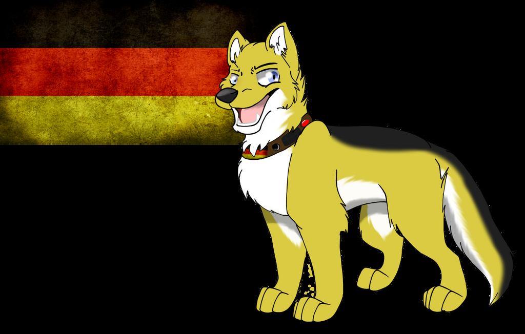 Germany by Obsidianthewolf