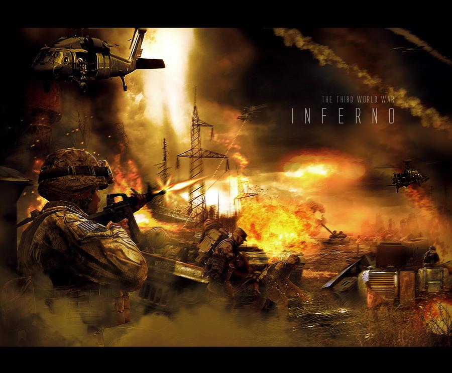 Inferno, The Third World War by anugerah-ilahi