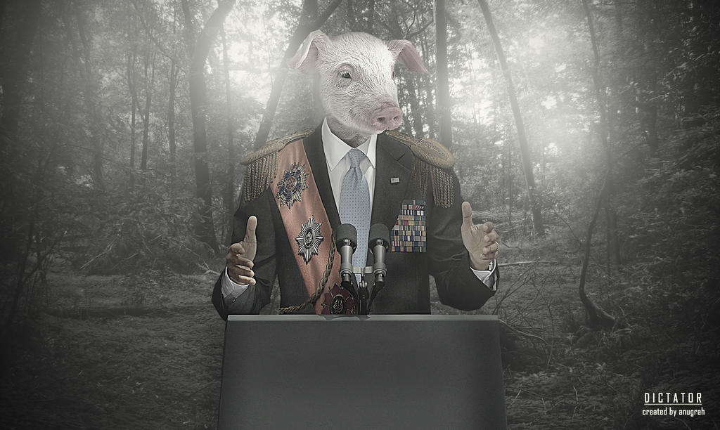Dictator by anugerah-ilahi