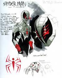 rise of apocalypse--spiderman by joeblackstone