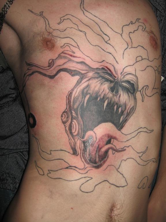 Tattoo design most popular art tattoo ideas by theodore for Dead tree tattoos