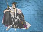 Bleach - Kenpachi and Yachiru
