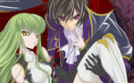 Lelouch and CC - Obey Me