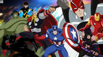Avengers - Together Fight as One