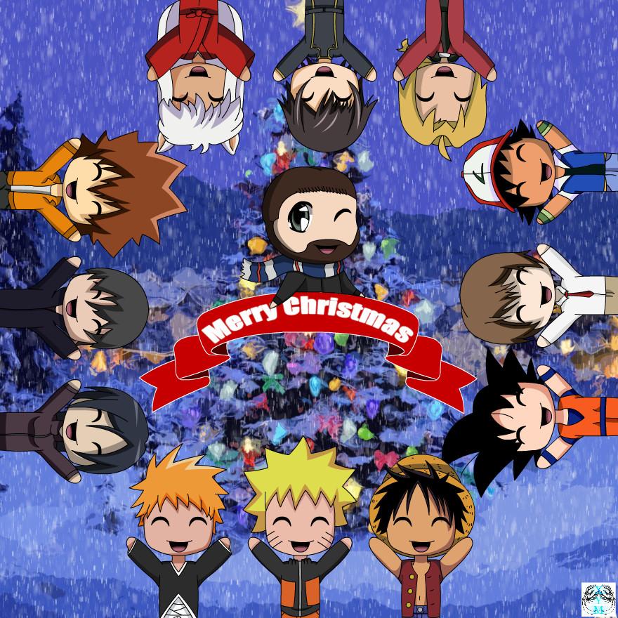 christmas anime naruto - photo #31