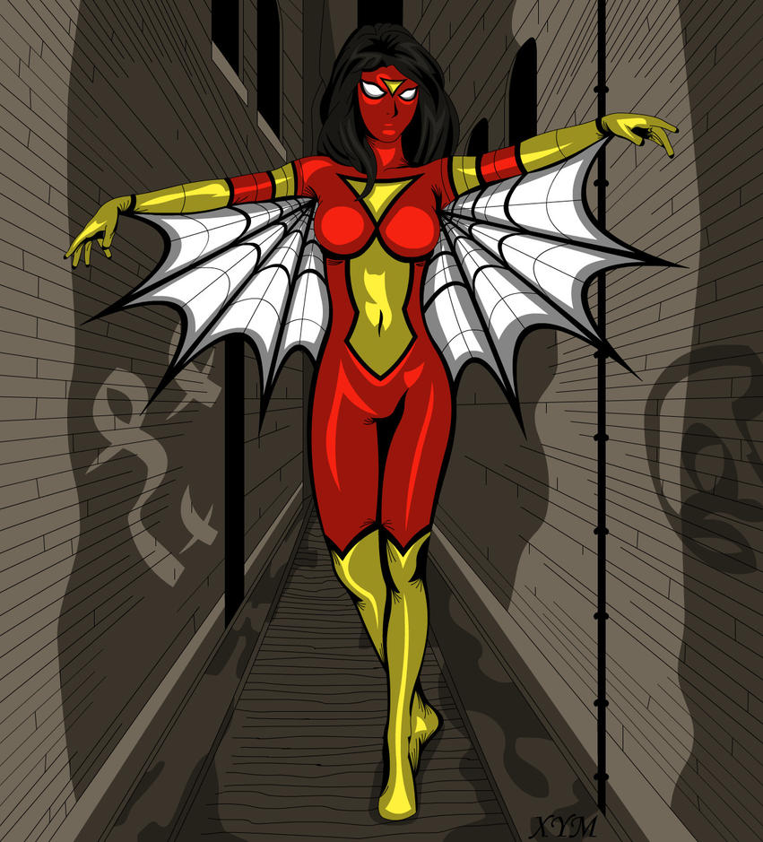 SC - Spider-Woman by Xpand-Your-Mind