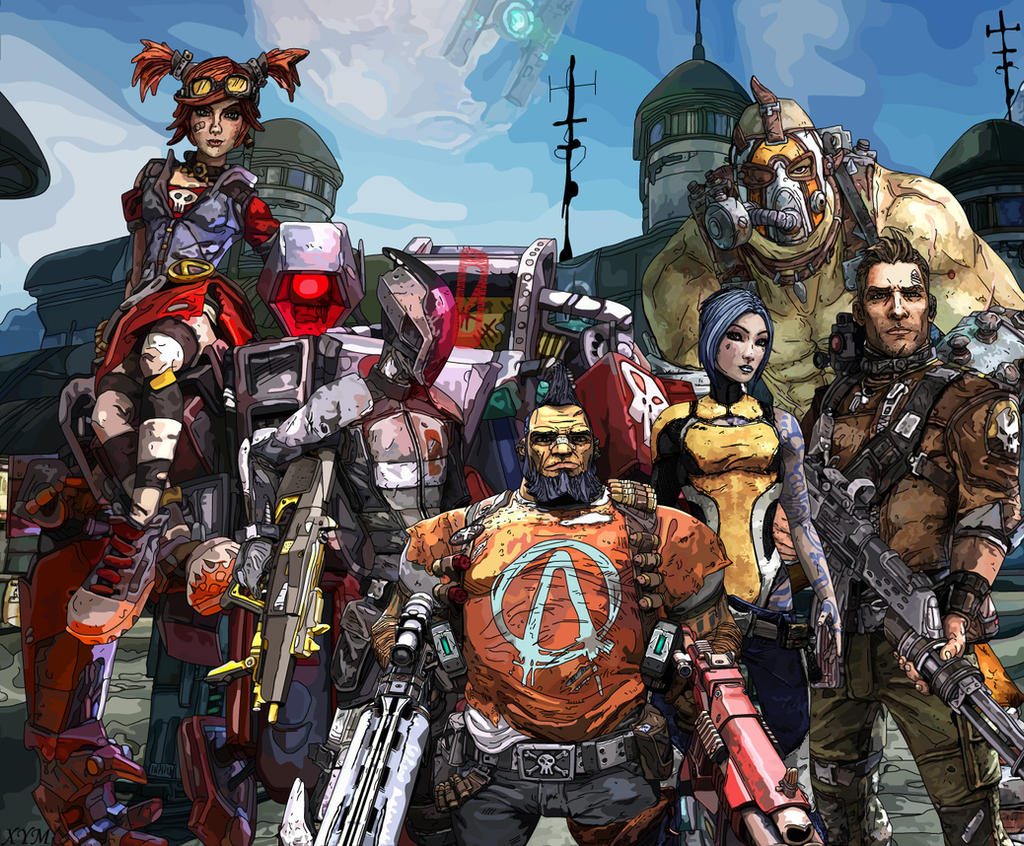 Classes | Borderlands Wiki | FANDOM powered by Wikia
