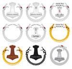 Asatru PL - new logos