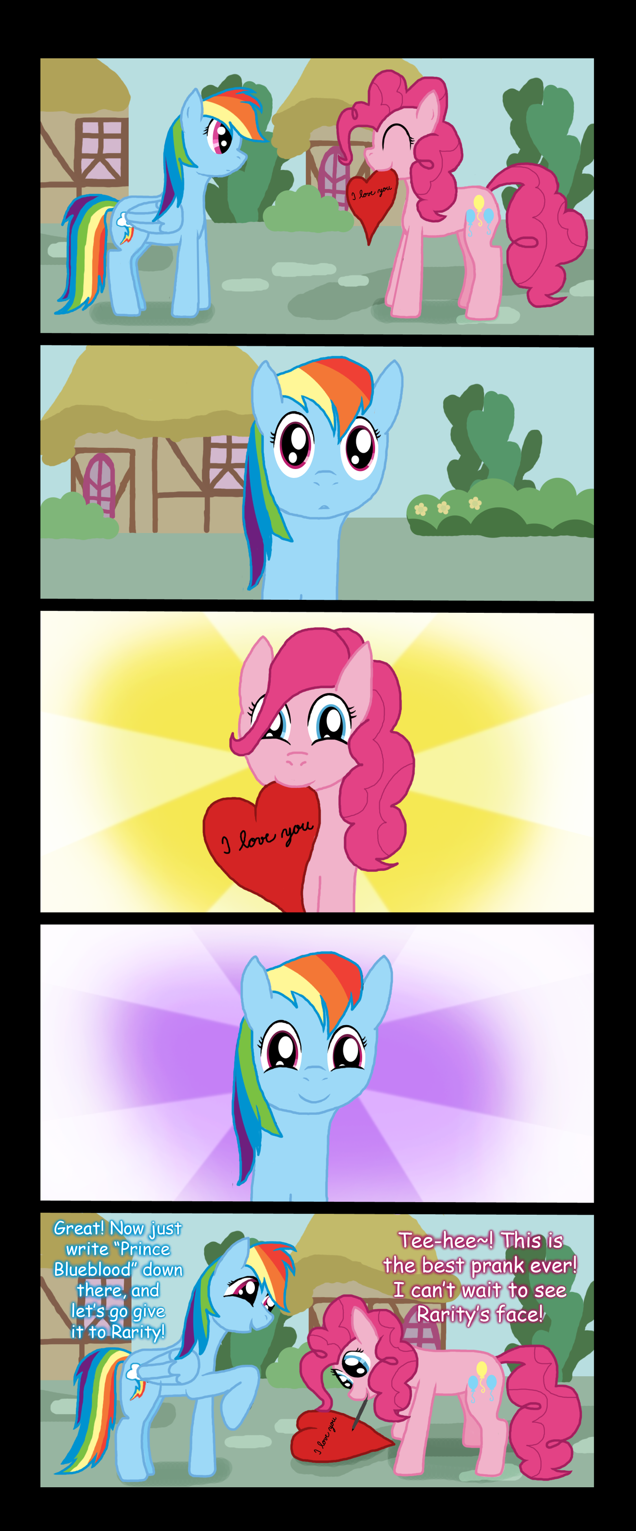 PinkieDash is the best ship by Keta97