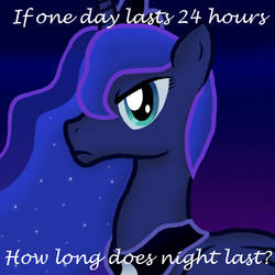 The Eternal Question by Keta97