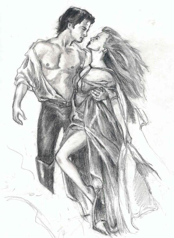Free Romance Book Cover Art : Romance novel cover by wirepilot on deviantart