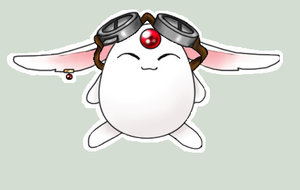 Mokona Flele by Clamp-fanclub