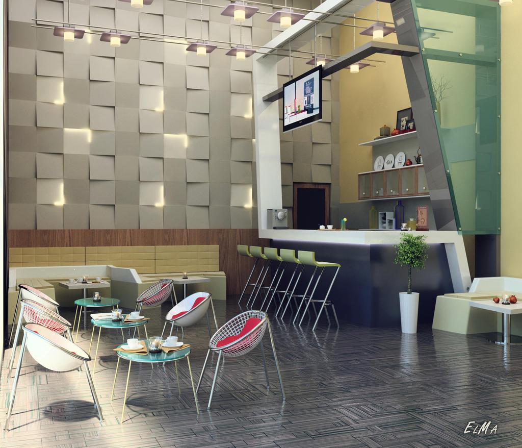 Coffee bar by ElxMa