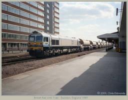 British Rail Unit Train by classictrains
