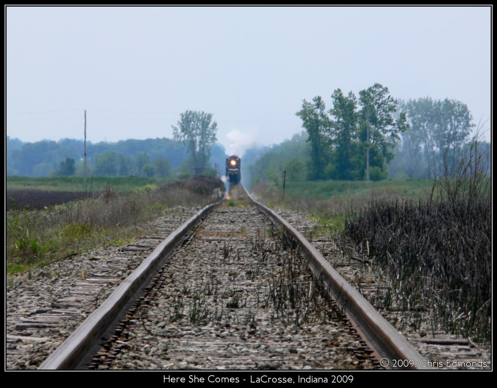 Here She Comes by classictrains