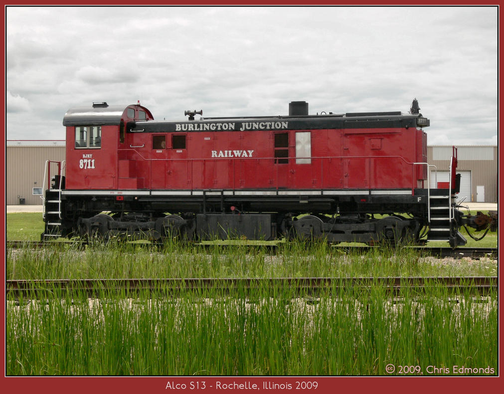 Alco S13 by classictrains