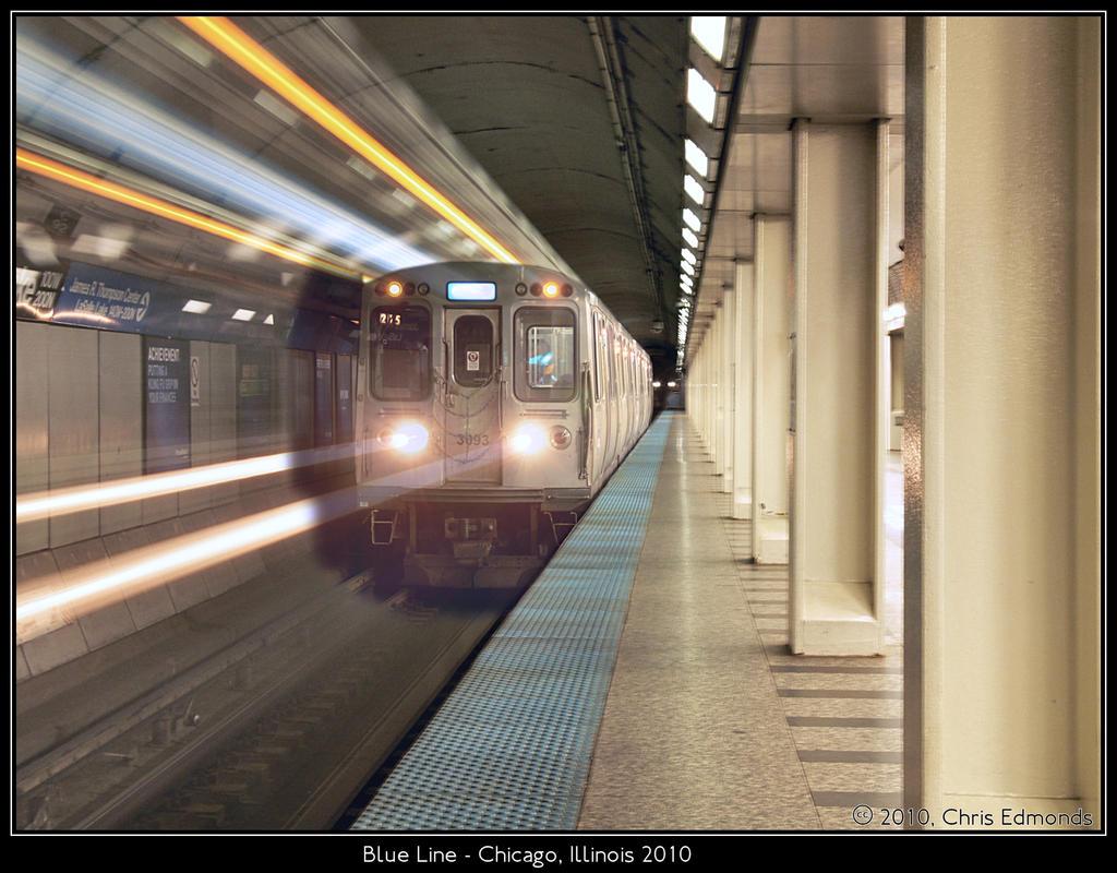 Blue Line by classictrains